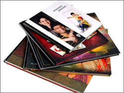 Examples of family photo albums