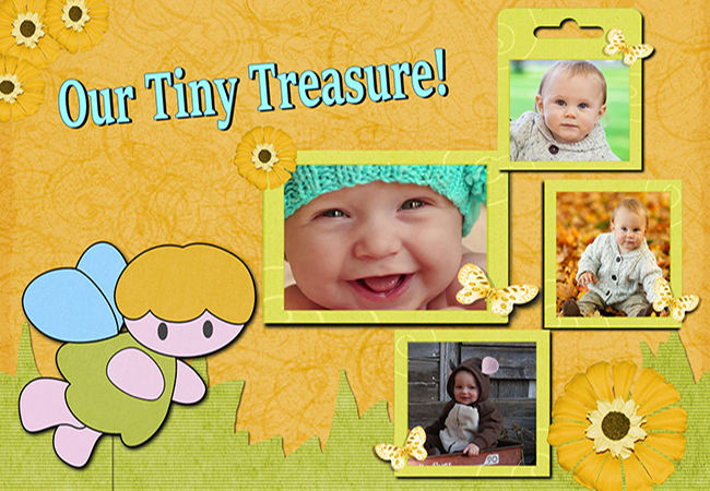 Scrapbooking Ideas For Baby Boy Tips Templates