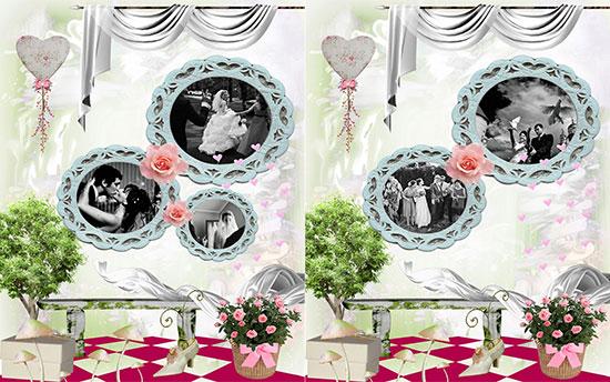 photo collage templates 350 gorgeous designs