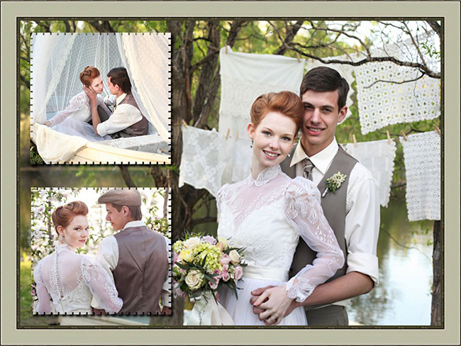 Wedding Photo Album Design | Creative and Stylish